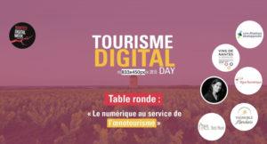 Œnotourisme, vin, innovation.. on vous embarque au Tourisme Digital Day